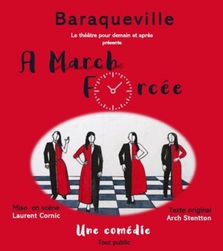 A March forcée