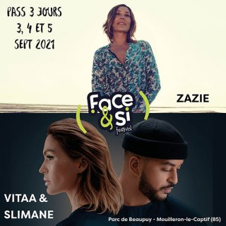 FESTIVAL FACE&SI - PASS 3 J.