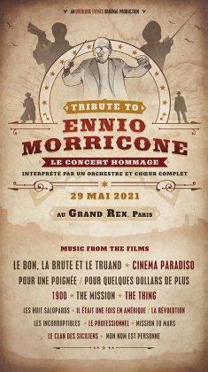 TRIBUTE TO ENNIO MORRICONE