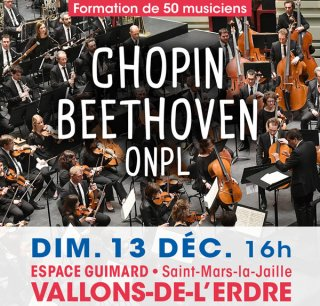 CHOPIN / BEETHOVEN (ONPL)