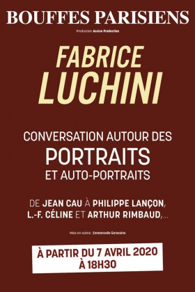 FABRICE LUCHINI - CONVERSATIONS