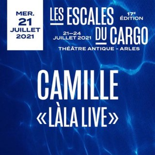 CAMILLE - LALA LIVE