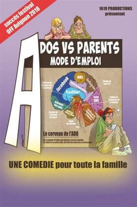 ADOS VS PARENTS MODE D'EMPLOI