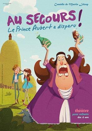 LE PRINCE AUBERT A DISPARU