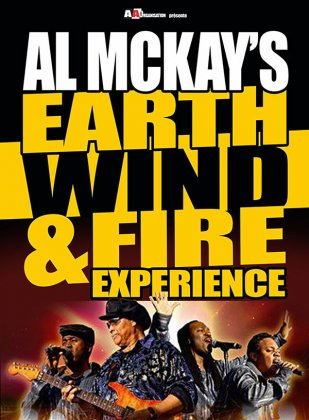 AL MCKAY'S EARTH WIND & FIRE