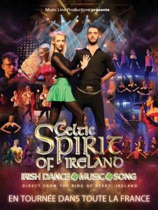 CELTIC SPIRIT OF IRELAND