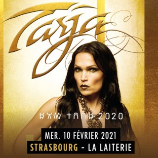 TARJA RAW TOUR 2020
