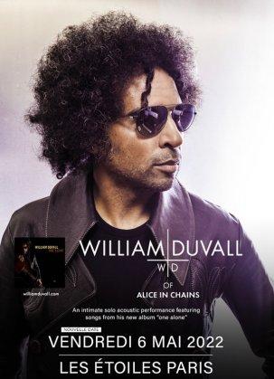 WILLIAM DUVALL