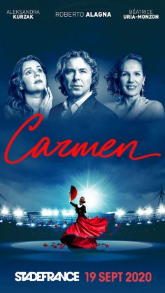 CARMEN : BUS MACON + CARRE OR