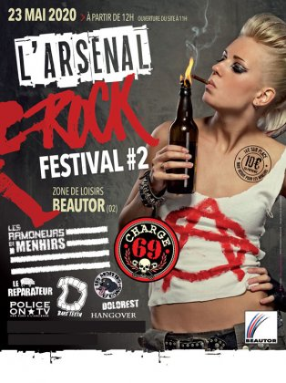 L'ARSENAL ROCK FESTIVAL #2