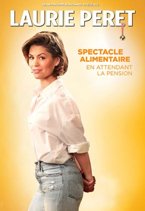 LAURIE PERET - SPECTACLE