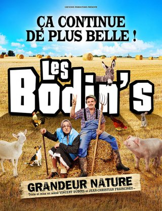 LES BODIN'S - GRANDEUR NATURE 2021