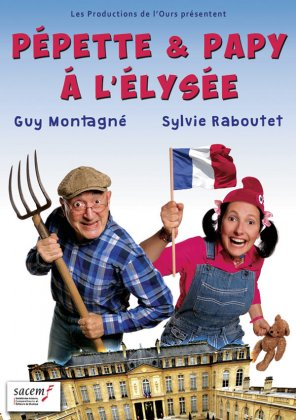 PEPETTE & PAPY A L'ELYSEE