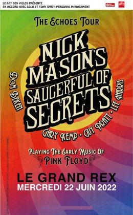 NICK MASON'S