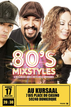 MIXSTYLES 80'S A DUNKERQUE