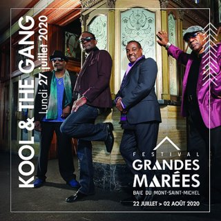 KOOL & THE GANG + 3 CONCERTS