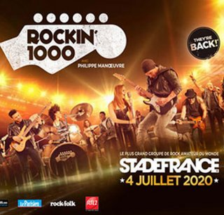 ROCKIN 1000 REIMS BUS + CARRE OR