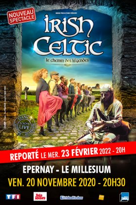 Irish Celtic- Le Chemin des Légendes