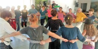 Stage - danses trads