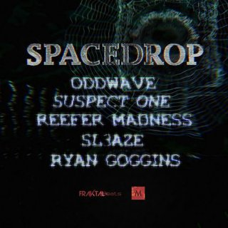 SPACE DROP #1 ODDWAVE + SUSPECT ONE