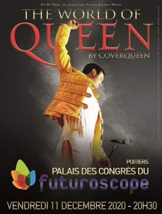THE WORLD OF QUEEN