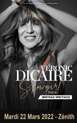 """Véronic Dicaire """"ShowGirl"""""""