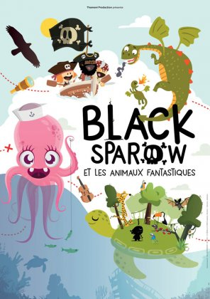 LES AVENTURES DE BLACK SPAROW