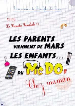LES PARENTS VIENNENT DE MARS .....