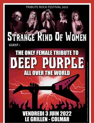 STRANGE KIND OF WOMEN