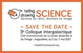 Colloque intergalactique Telling Science - Drawing Science #3