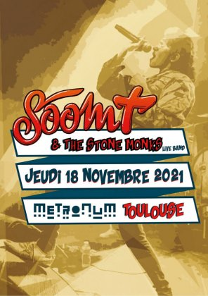 SOOM T & THE STONE MONKS