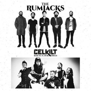 THE RUMJACKS + CELKILT