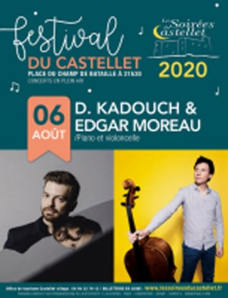 DUO EDGAR MOREAU - DAVID KADOUCH