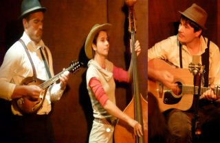 Musique bluegrass-country avec Sunshine in Ohio + guests
