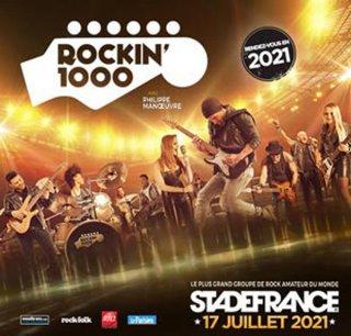 ROCKIN'1000: BUS STRSBOURG+CARRE OR