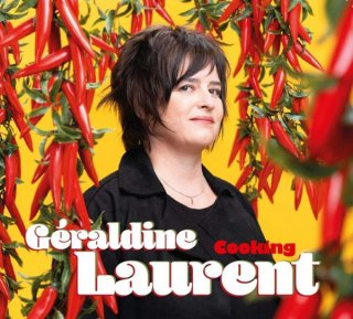 GERALDINE LAURENT QUARTET