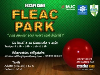 Escape Game - Fléac Park