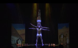 Les Festy samedis : spectacle « Rockette Circus »