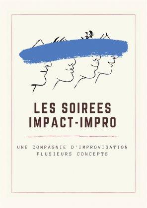 LES SOIREES IMPACT IMPRO