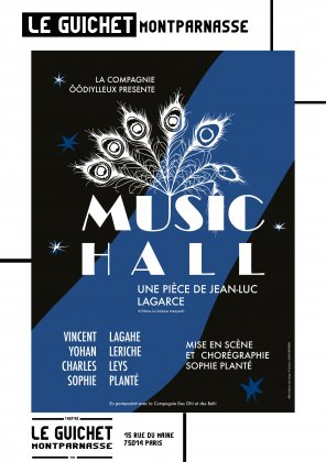 MUSIC-HALL de Jean-luc Lagarce