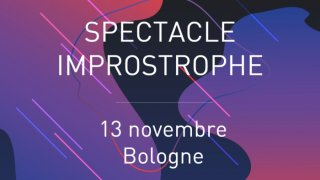 Spectacle Improstrophe