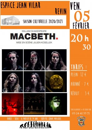 Macbeth de william shakespeare