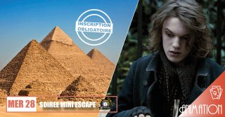 Soirée Mini Escape Game