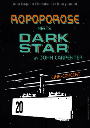 ROPOPOROSE MEETS DARK STAR