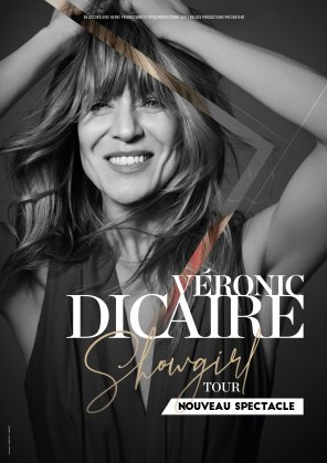 Véronic Dicaire Show Girl