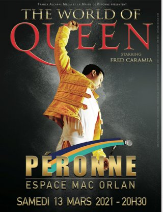 THE WORLD OF QUEEN A PERONNE