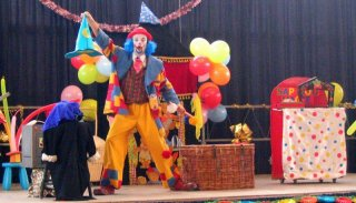 La folle aventure du clown Barbiche (3-10 ans)