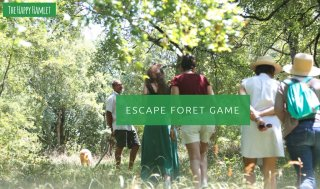Escape Forêt Game