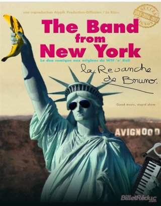 THE BAND FROM NEW YORK