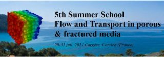 5th Summer School Flow and Transport in porous & fractured media
